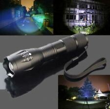 MECO XM-L2 5 Modes 2000LM Zoomable LED Flashlight 18650/AAA