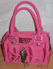George Gina & Lucy Super Gurt hot pink German Designer Handbag purse 07087