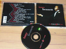 TONY BENNETT - SINGS RODGERS & HART SONGS / ALBUM-US-CD 1999