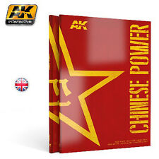 AK Interactive #666 Chinese Power Vehicles Techniques & Camouflage Guide Book