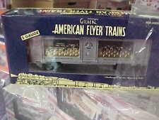 AMERICAN FLYER,,,,,,48848......SAN FRANCISCO FEDERAL RESERVE MINT CAR