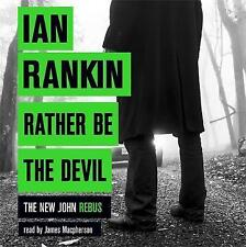 Rather be the Devil by Ian Rankin - CD Audiobook - New & Sealed