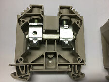 Weidmuller Single Level Terminal Block 120Amp WDU 35/ZA 1 pcs.