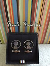 Paul Smith Mens Gents Authentic Cufflinks Rare Design - BNIB