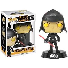 "exclusivo Star Wars Rebels Seventh Sister 3.75"" Pop Vinyl Figura Funko"