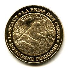 24 MONTIGNAC Lascaux, La frise des cerfs, 2012, Monnaie de Paris