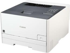 Canon Color Laser Printer ImageCLASS LBP7110cw Wireless w/Toner 60 days warranty