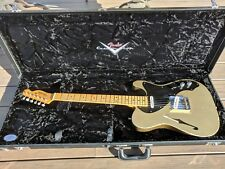 Fender Custom Shop 50's Thinline Telecaster Relic - HLE Gold - Fralin / Emerson