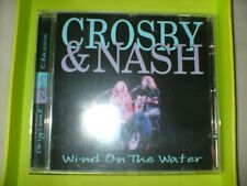 CROSBY & NASH  -- WIND ON THE WATER
