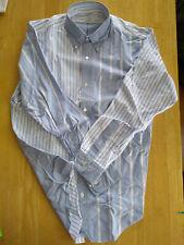 NWOT Brooks Brothers Blue Fun Shirt Button Down Medium Regent MSRP $140