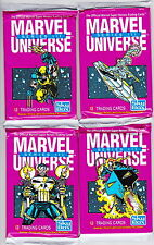 1992 MARVEL UNIVERSE SERIES 3 (ONE UNOPENED PACK 12 CARDS) HULK-SPIDERMAN