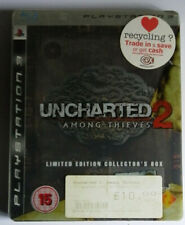 Playstation 3 Unchartered 2 Among Thieves Steelbook Game