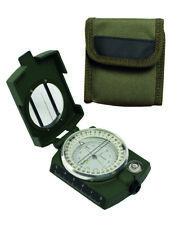 Armee Kompass mit Metallgehäuse Tasche und Anleitung