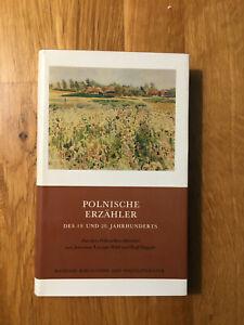 Polnische Erzähler des 19. und 20. Jahrhunderts, Manesse Bibliothek