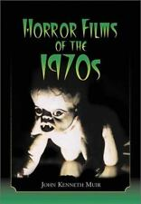 Horror Films of the 1970s, , Muir, John Kenneth, Very Good, 2002-08-20,