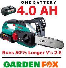 NUOVO (4.0ah/36 V) Bosch AKE 30 Li Senza Fili Motosega 0600837170 3165140559393 -
