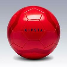 Football Kipsta First Kick Red this ball that's perfect for gifts