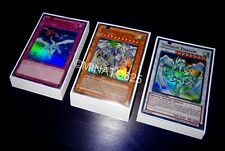 Yugioh Complete Stardust Dragon Assault Mode Deck + Sleeves! Tournament Ready!!!