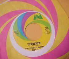 Strawberry Alarm Clock - Tomorrow / Birds in My Tree - 45 RPM - MINT-