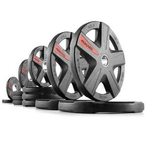 XMark Texas Star 225 lb Set Olympic Plates, Patented Design