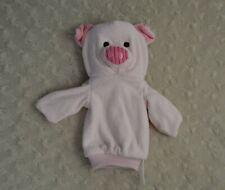 Scentsy Scrubby Buddy Penny the Pig Pink Kid's Washcloth Farm Animal