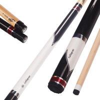 "Collapsar Billiard/Pool Cue CLS10 58"" 2 Piece Maple Sticks 11.5mm/13mm Ferrule"