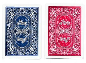 SWAP CARDS  / Playing Cards - Lot of 2 Motor bikes. Vintage