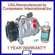 2004-2007 Cadillac CTS 2.8L /& 3.6L DENSO OEM Reman A//C Compressor W// Warranty