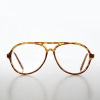 Tortoise Aviator Retro Reading Glasses 2.75 Diopter - James