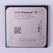AMD Phenom II X4 850 HDX850WFK42GM CPU 3.3GHz 4-Core Socket AM3/AM2+ 95W