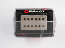 DiMarzio Regular Spaced Titan Neck W/Satin Nickel Cover & Black Poles DP 258
