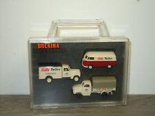 Opel Blitz & VW T1 Fulda Reifen Set - Brekina 1:87 in Box *40228