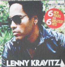 LENNY KRAVITZ - 6 NEW TRACKS & 6 GREATEST HITS: UK PROMO CD (2008)