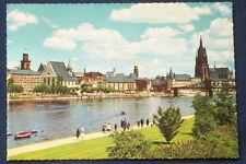 Frankierte Ansichtskarten ab 1945 aus Hessen mit dem Thema Dom & Kirche
