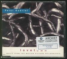 PETER GABRIEL Lovetown Love To Be Loved Different Drum 3 tr CD W ARCHIVE ST