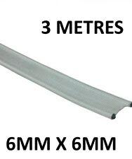 Drive Away Awning Kador Strip Beading Double Sided ( 6mm / 6mm) - 3 Metres