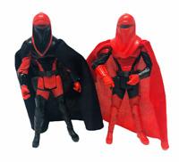 Star Wars Crimson Empire Carnor Jax & Kir Kanos Comic Pack Action Figures Rare