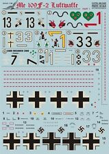 Print Scale 48048 1/48 Bf109F-2 Part.1
