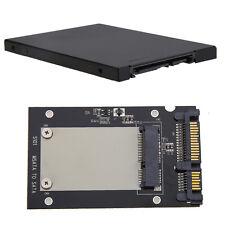 "Enclosure mSATA SSD to 2.5"" SATA Convertor Adapter Card SSD Case for PC Laptop"