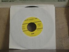 "GONN, YOU'RE LOOKIN FINE COME WITH ME - 7"" IT-2316"