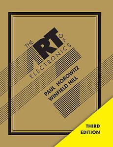 The Art of Electronics 3rd ed by Paul Horowitz, 9780521809269 (Hardback, 2015)