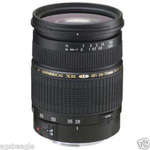 #CodSale Tamron AF 28-75MM F/2.8XR DI  Lens Nikon Brand New With Shop Agsbeagle
