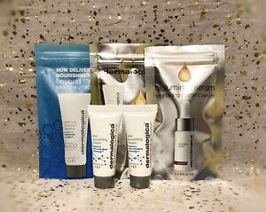 5x~Dermalogica Lot~Biolumin-C Eye & Brightening Serum & Smoothing Cream & More~