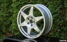 "Hirsch Performance 18"" alloy wheels 6-spoke for SAAB 9-3 9-5 AERO TROLL VIGGEN"