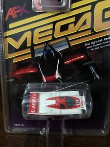AFX MEGA G Porsche 962 #14 HO Slot Car New 1/64