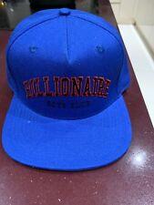 Billionaire Boys Ivy League Snap back Cap