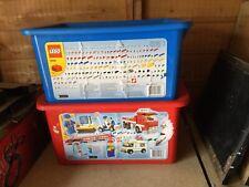 2x  Lego Storage Boxes