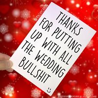 Funny Thank You For Being My Maid Of Honour Bridesmaid Gift Present Friend PC307