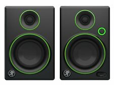 Powered Studio Monitors Active Speakers Professional Sound Isolation Pad Pair 3""