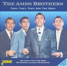 They, They, They Are the Ones by The Ames Brothers (CD, Jul-2004, 2 Discs,...
